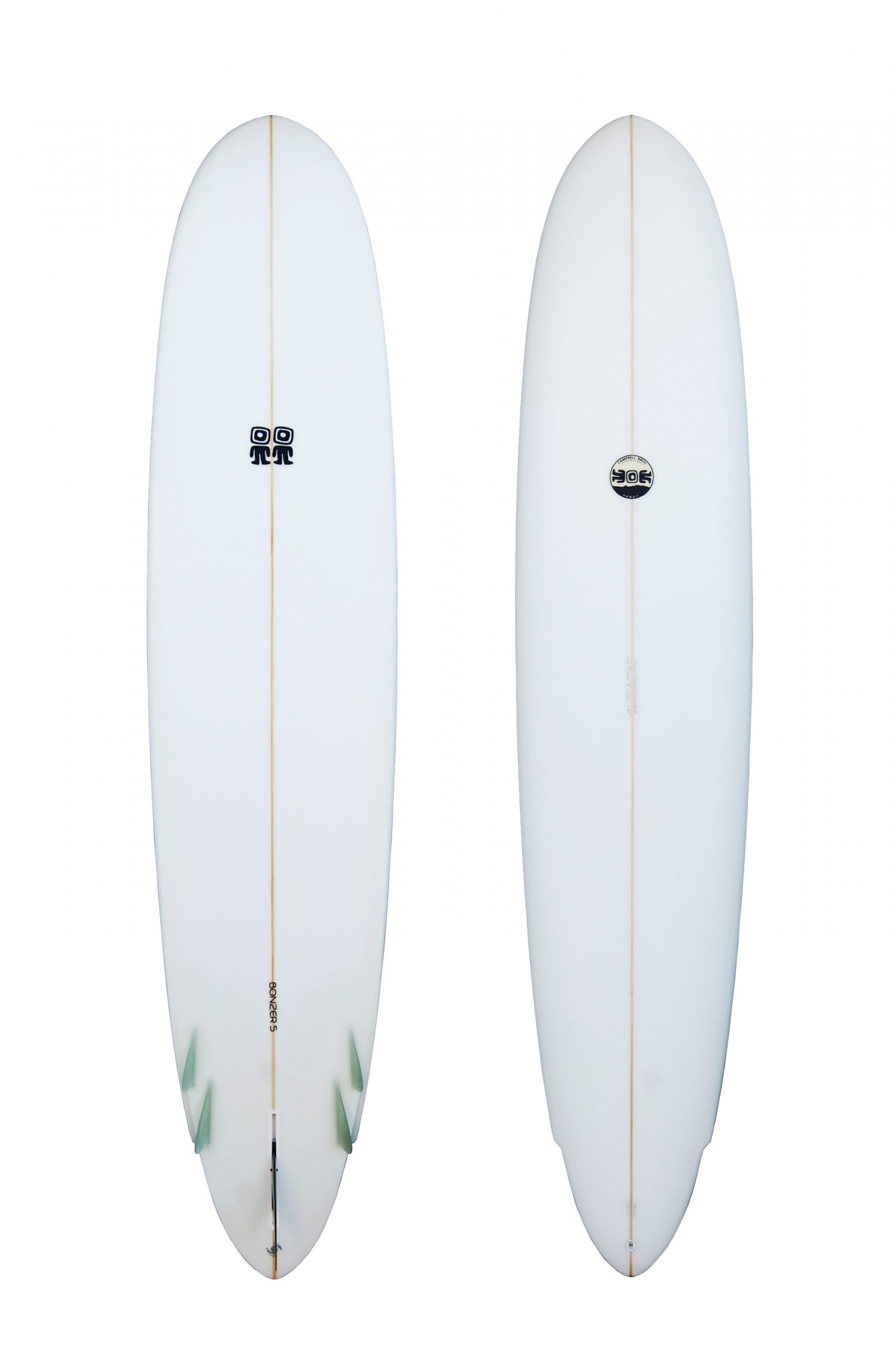 Longboard - Campbell Brothers Surfboards
