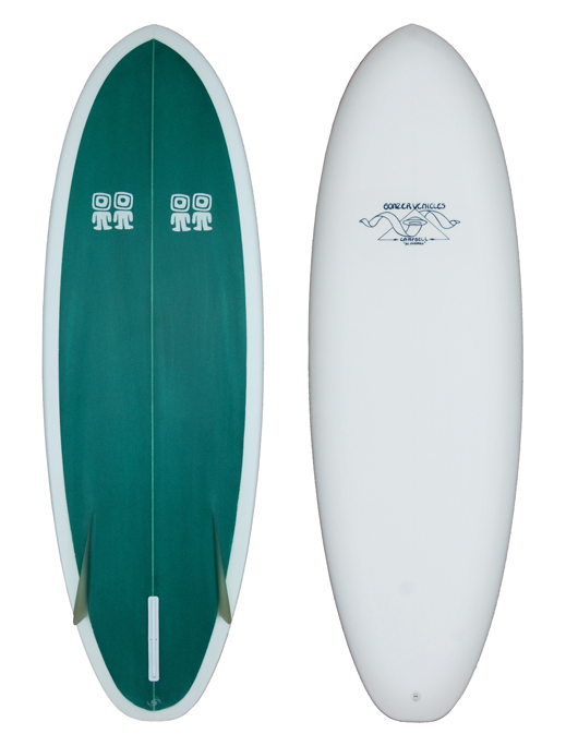 Mini Bonzer Light Vehicle - Campbell Brothers Surfboards