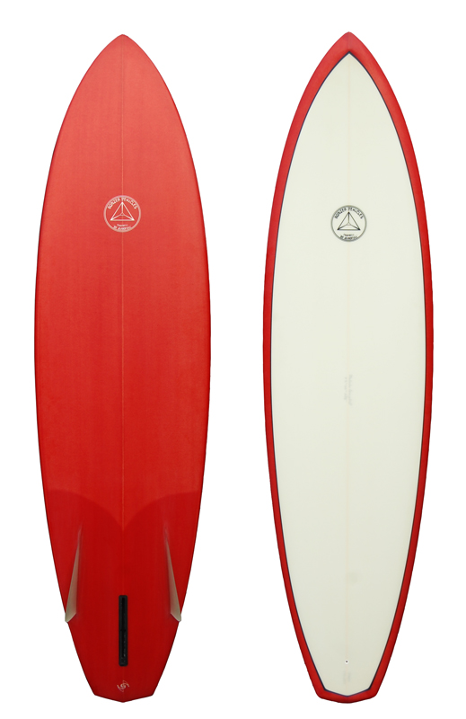 Russ Short - Campbell Brothers Surfboards