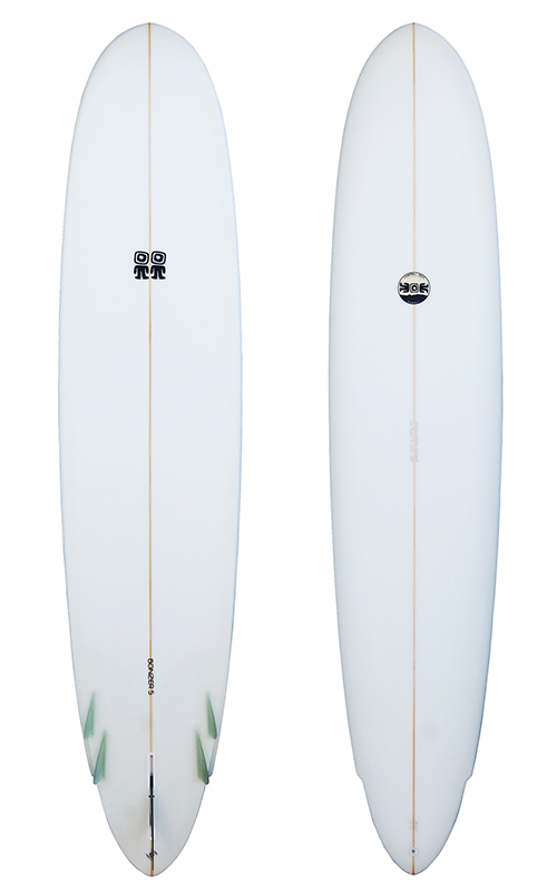 Longboard campbell brothers surfboards for Longboard template maker