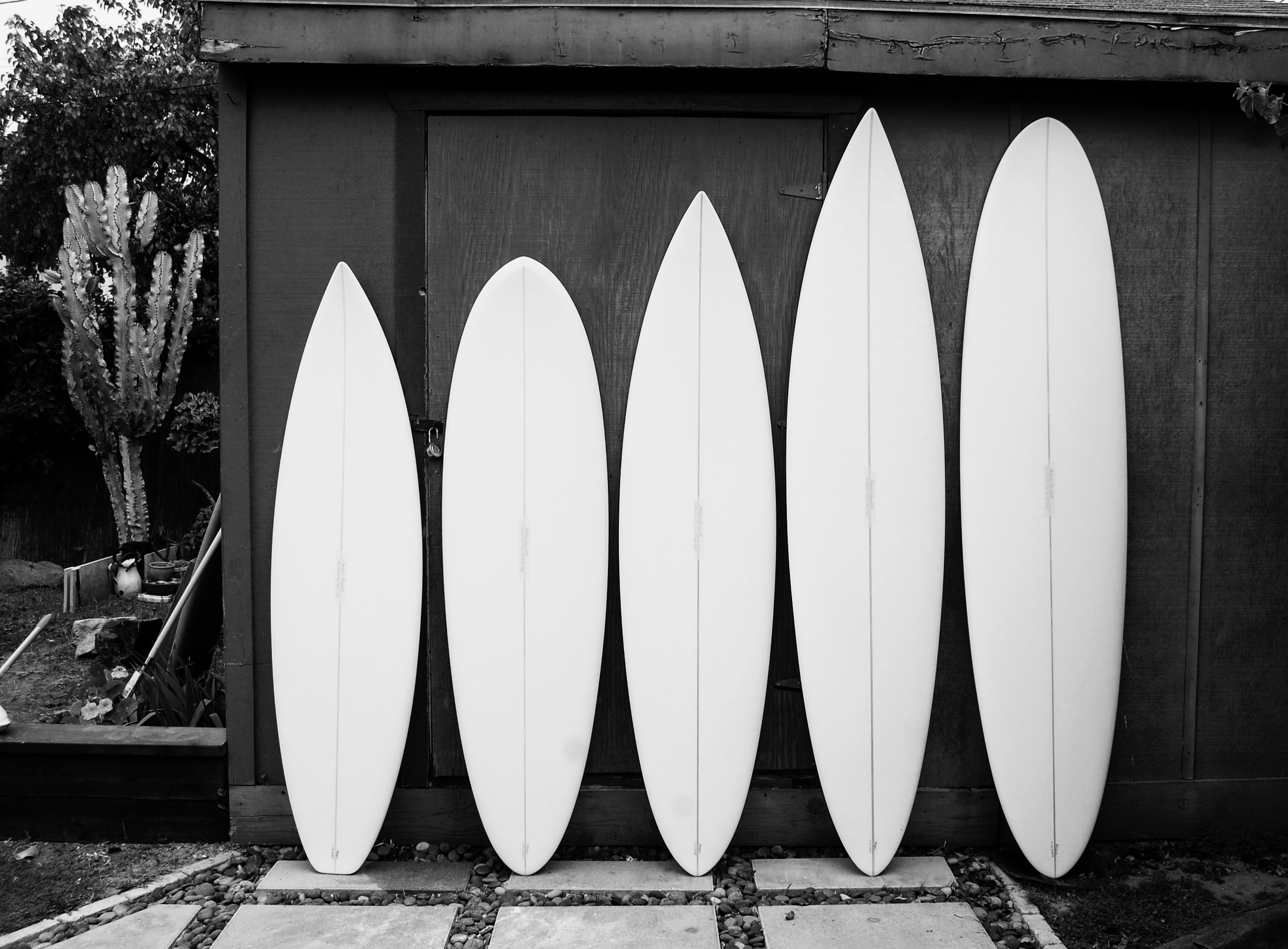 Custom Bonzer Surfboard Order