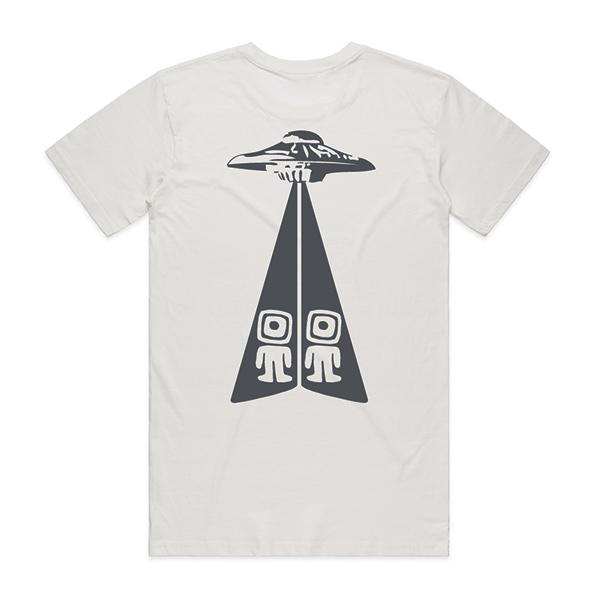 UFO Beams - Natural, Back